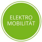 Button Elektromobilität