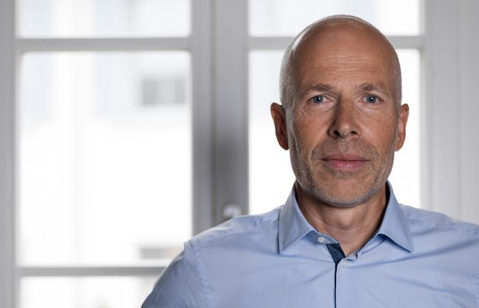 Portraitbild Jörg Sigrist